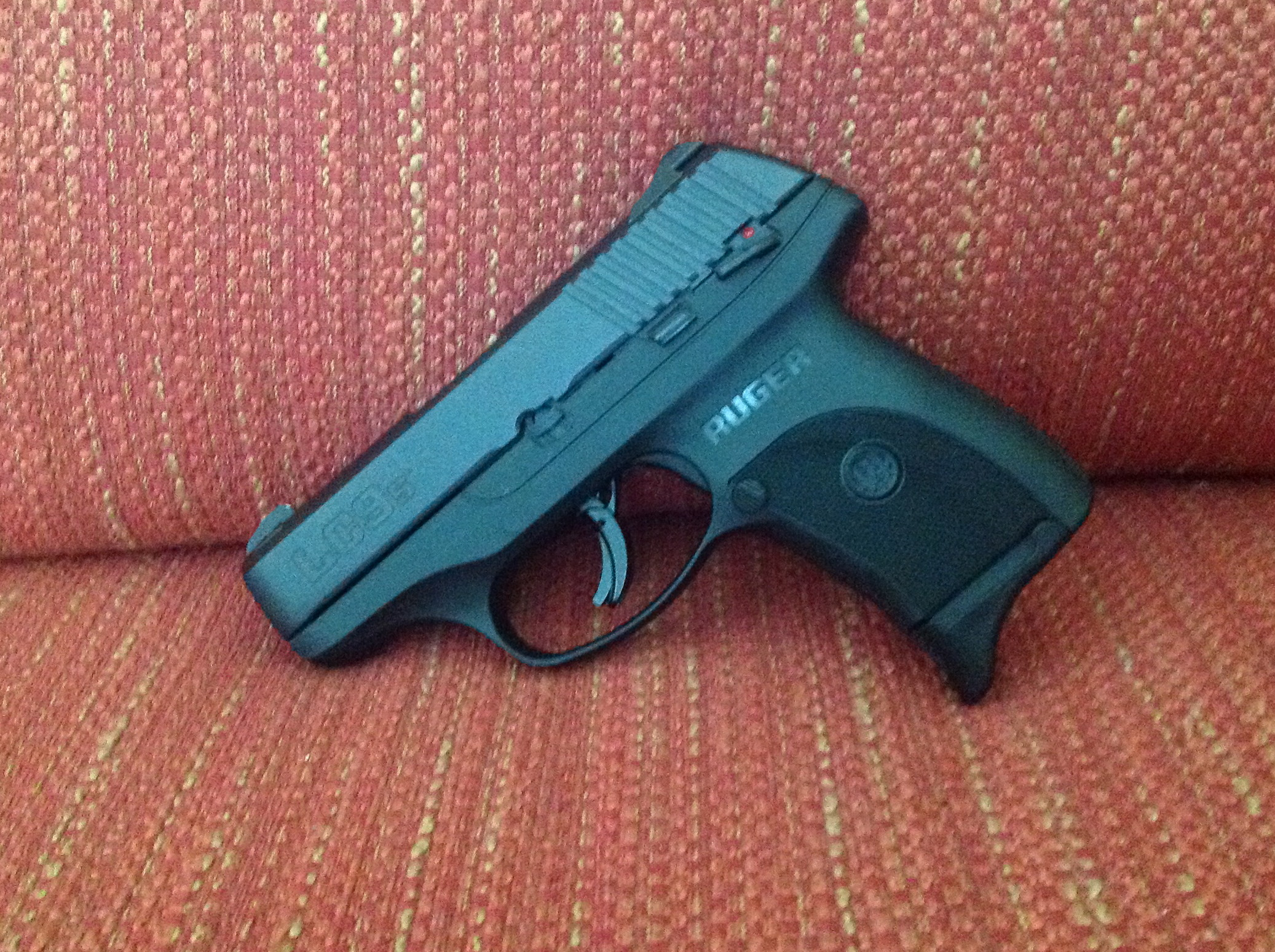 Another concealed carry option-Ruger's LC9S