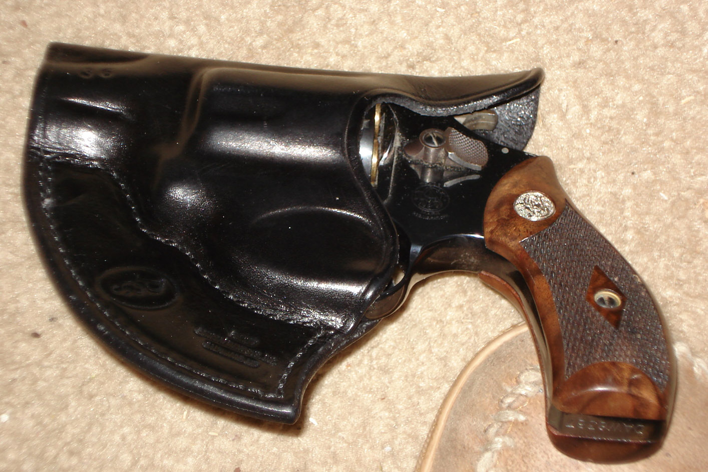 PCS in Baltimore: First Rate Gunleather-leftsmaller.jpg