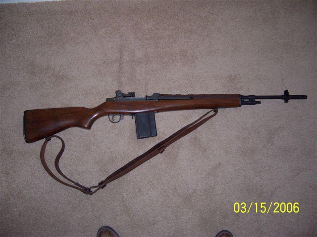 M14 Vs M16