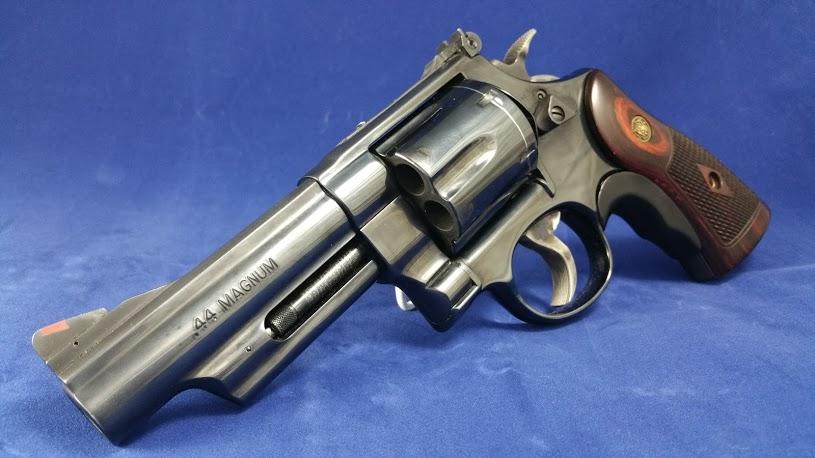 Rubber Revolver Grips - Not for Smaller Hands