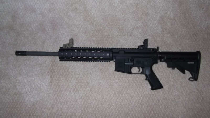 "My First ""Dancing Pony""...I couldn't help myself, the Kool-Aid was too good-m4-carbine.jpg"