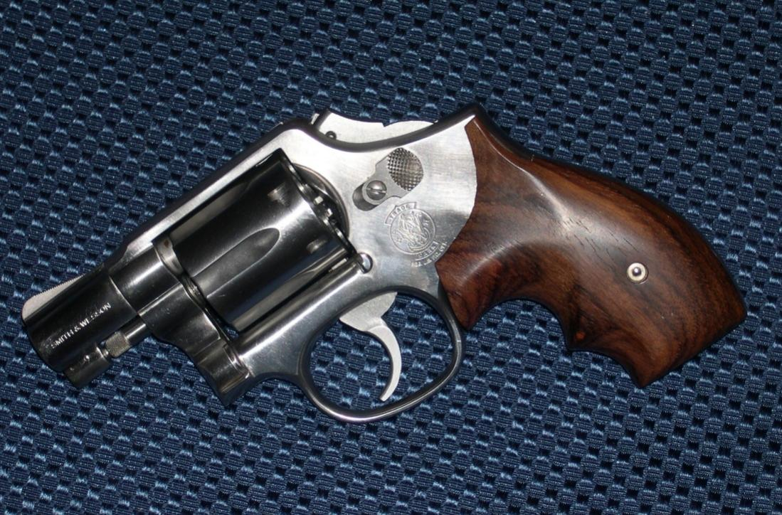 Just For Fun - Old Police Revolvers Thread-m64-eagle.jpg