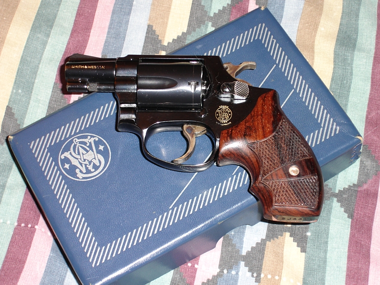 Smith & Wesson 36: Opinions/Advice?-model-36-1.jpg