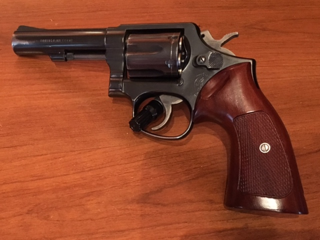 smith and wesson pre model 10 serial numbers