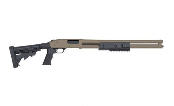 For Sale: Daily Deal - Mossberg 500 Flex TActical 12G Shotgun in FDE-moss500flextactical12g_1_1_1_1.jpg