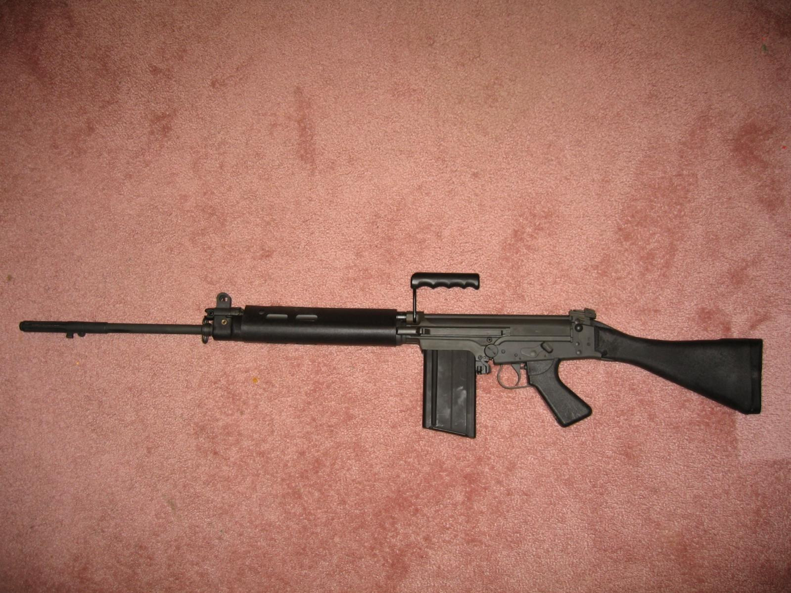 FAL L1A1 pic and question