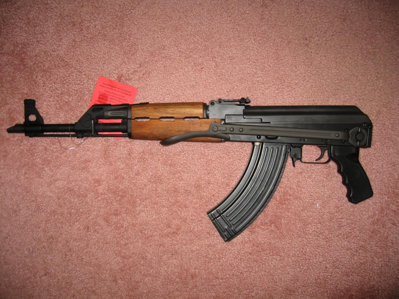 New AK 47 and FAL L1A1 . Question?-my-yugo-underfolder-folded.jpg