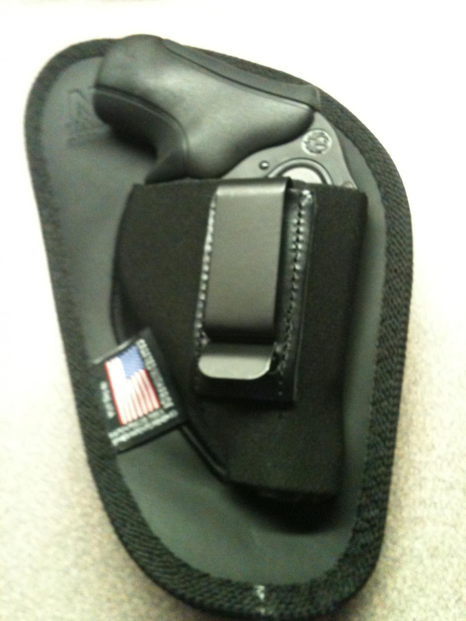 CCW Holsters for J-Frame
