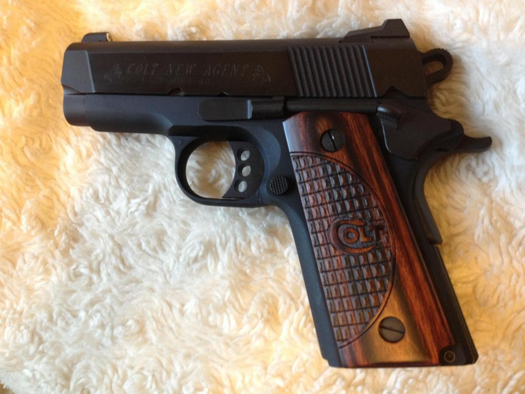 FS: Colt New Agent 45ACP and Beretta 1934 from 1967 (Tampa)-newagent1.jpg