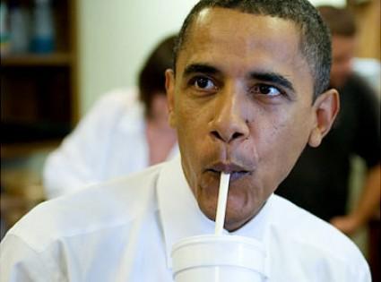 "Mason jar ""to go"" cup-obama-straw-e1276691725428.jpg"