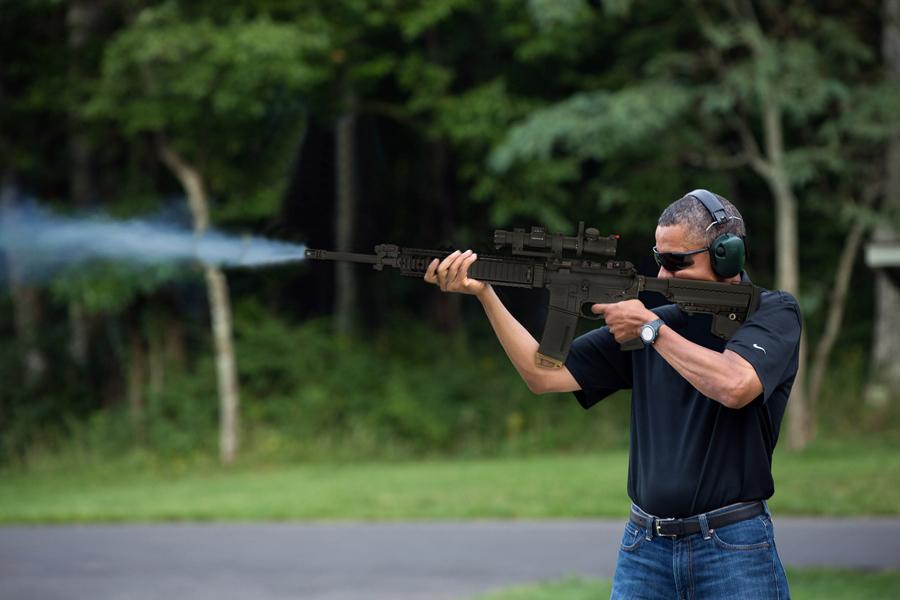 W.H. Releases Photo of Obama Shooting a Gun-obamaar_zpsaf9604f3.jpg