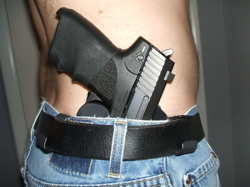 Problem with my C-tac holster and new belt-old-belt.jpg