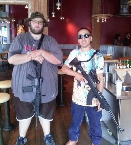 Chipotle style open carry event.-opencarrydoofus.jpg