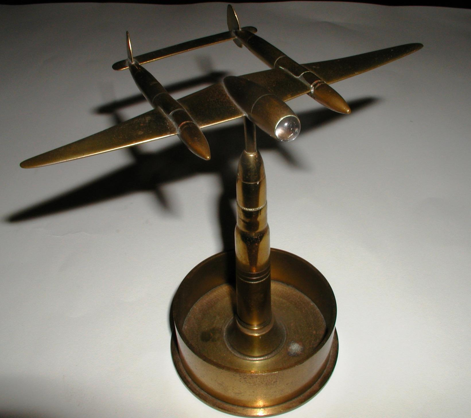 Must See WWII Trench Art VIDEO-p-38-001.jpg