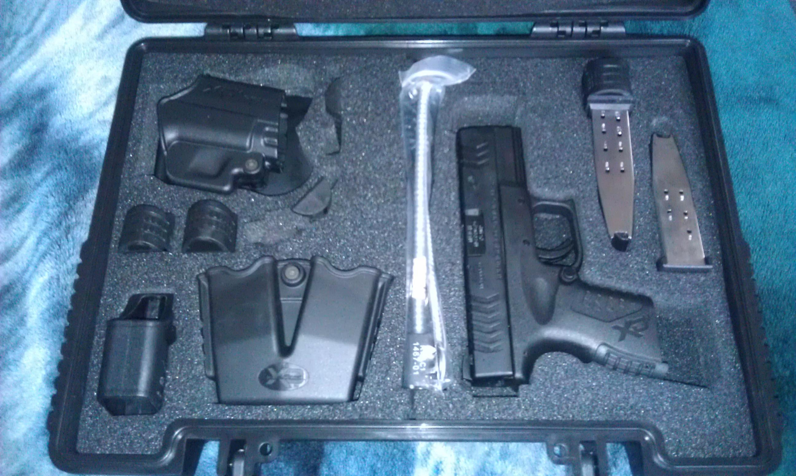 Just picked up my Springfield XDm 45 compact :D-p1.jpg