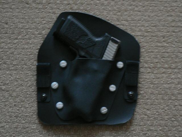 Kahr CW9/homemade holster (pics)-p1000608.jpg
