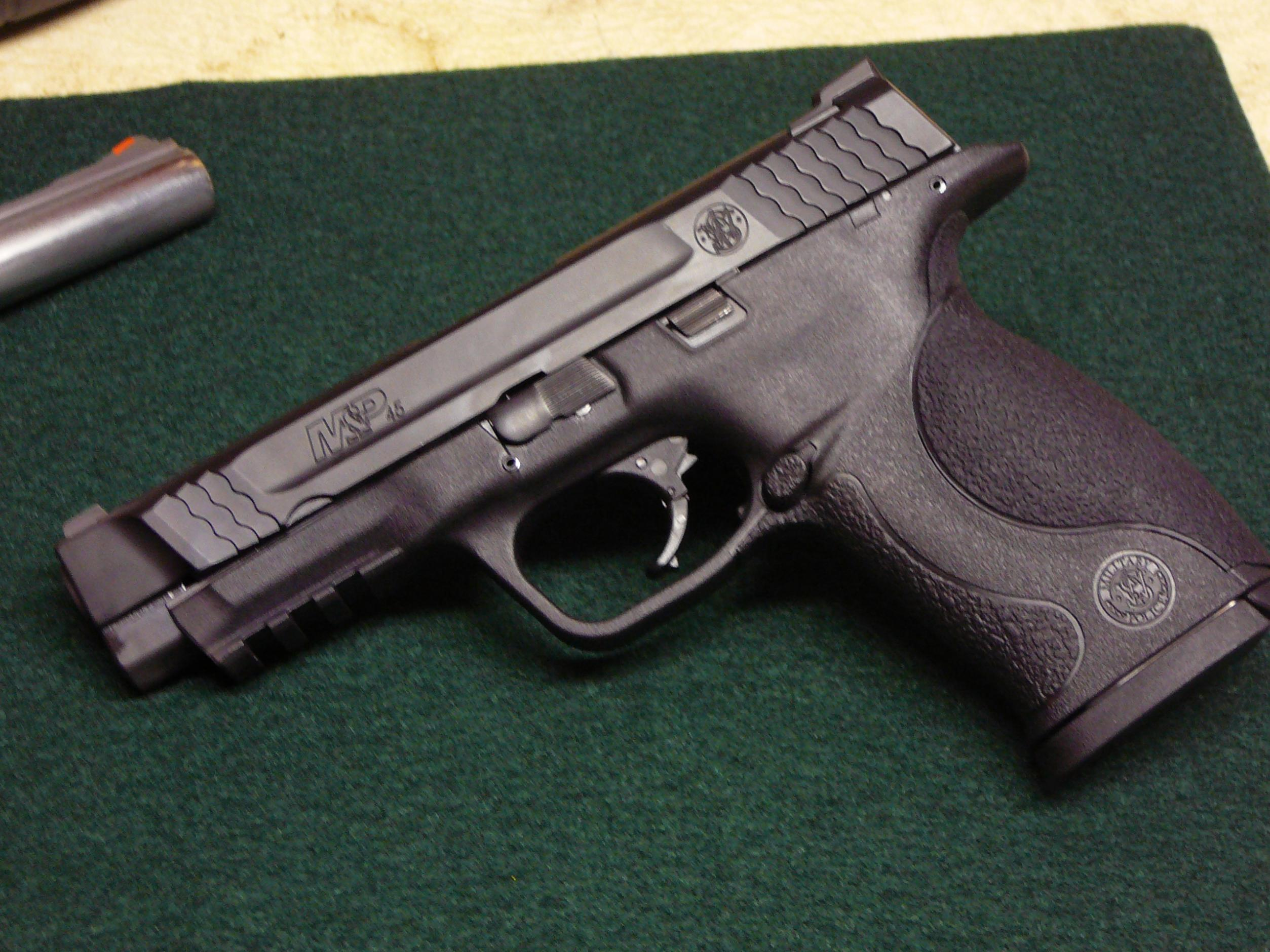 Range Report of First 200 Rounds with the M&P45!-p1020149.jpg