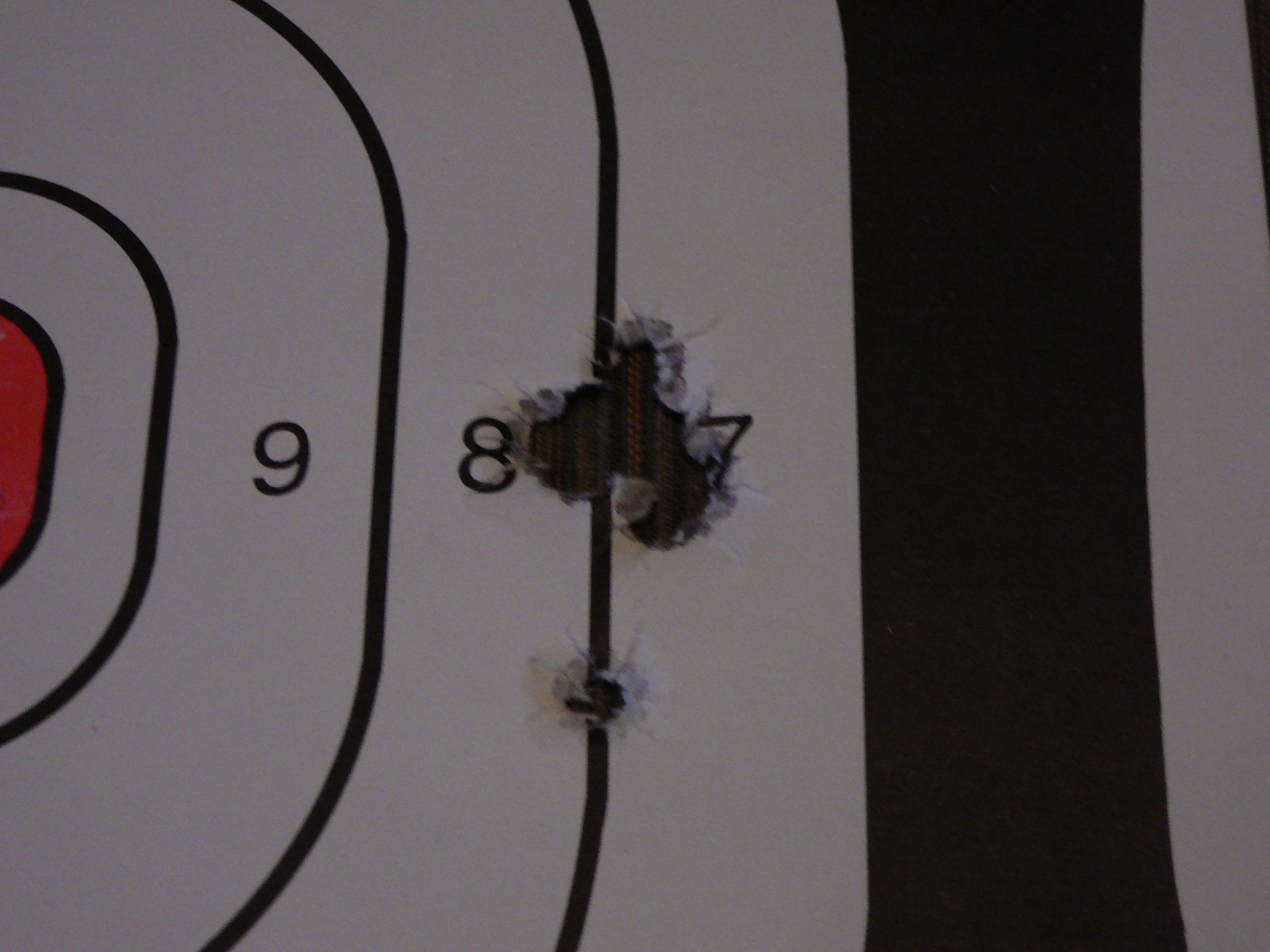 Range Report of First 200 Rounds with the M&P45!-p1020165.jpg
