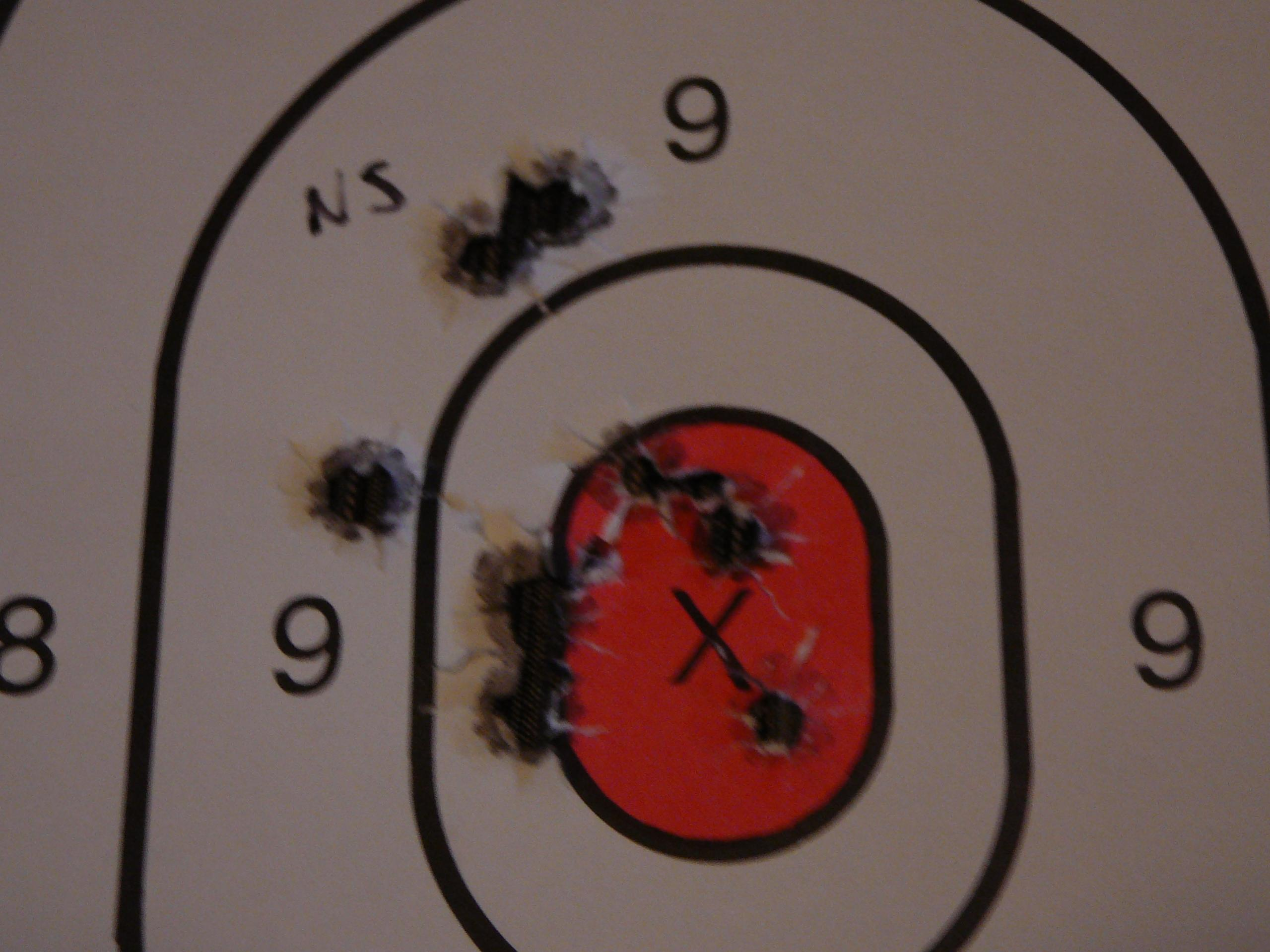 Range Report of First 200 Rounds with the M&P45!-p1020166.jpg