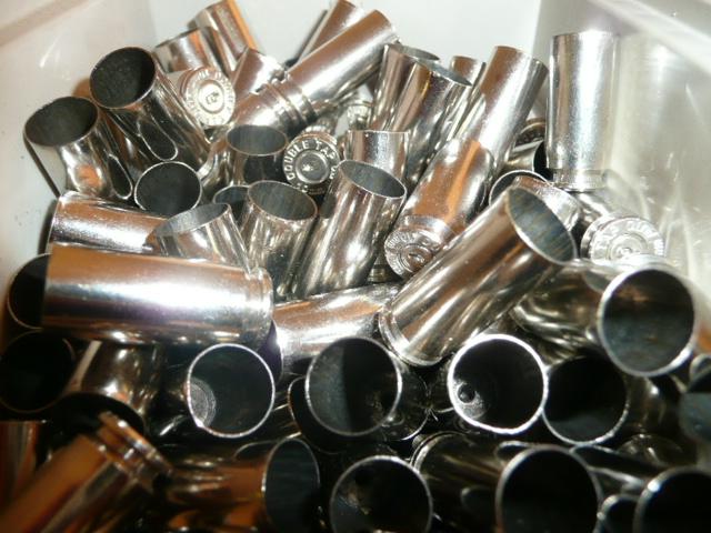 SOLD ...10mm Nickel plated casings. 125+ pieces-p1030328.jpg