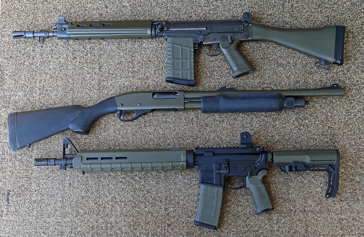 Defensive Long Gun:  How are the DC members setting them up?-p1090496-web-.jpg