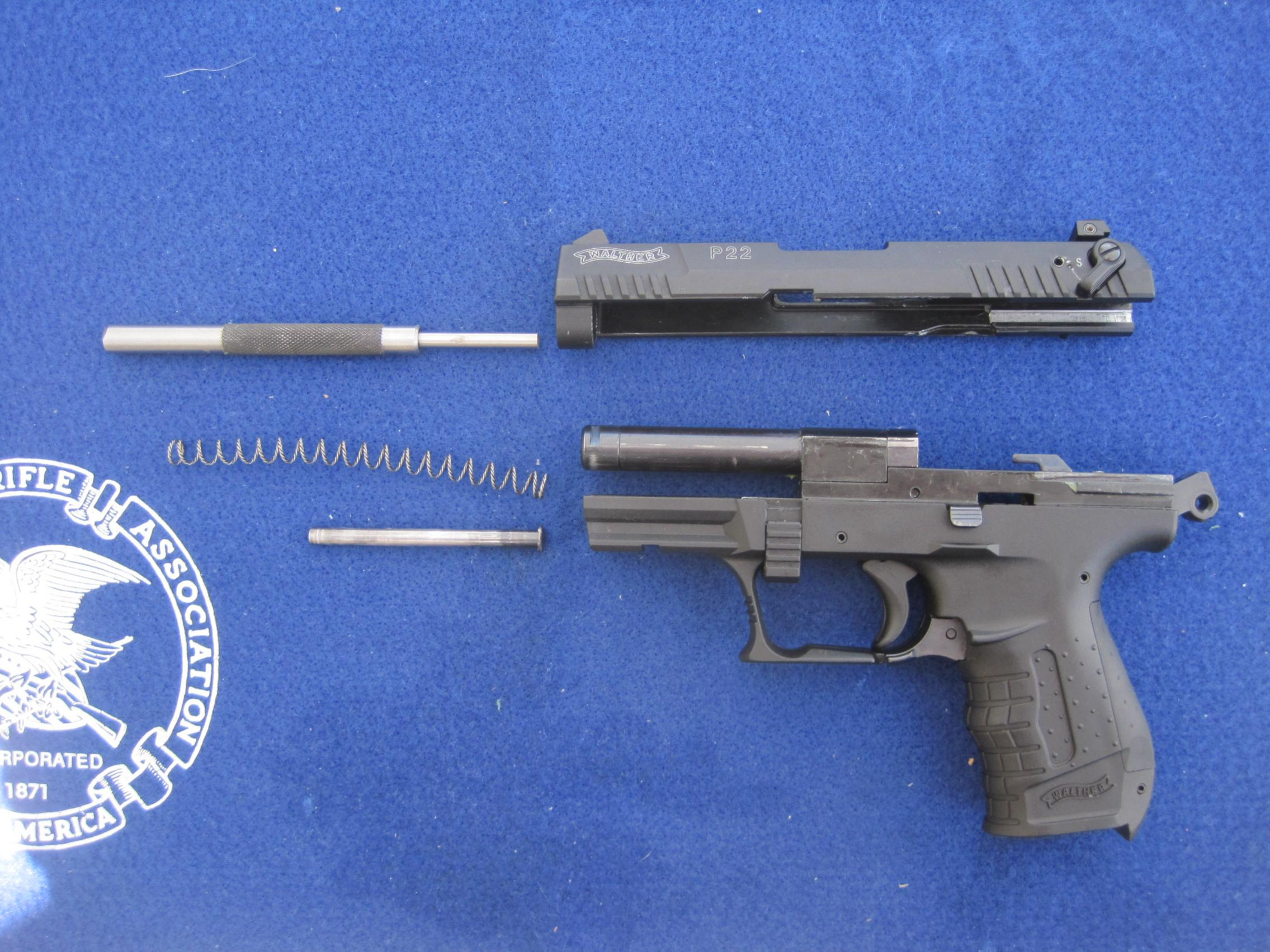 Walther P22 Re-Assembly made easy-p22-01.jpg