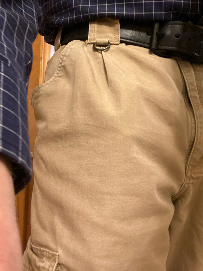 Carrying P365 in pocket holster? It can be done.-p365-pocket.jpg