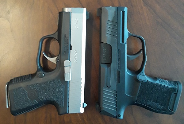 Opinions on the Kahr CM9 - Page 6