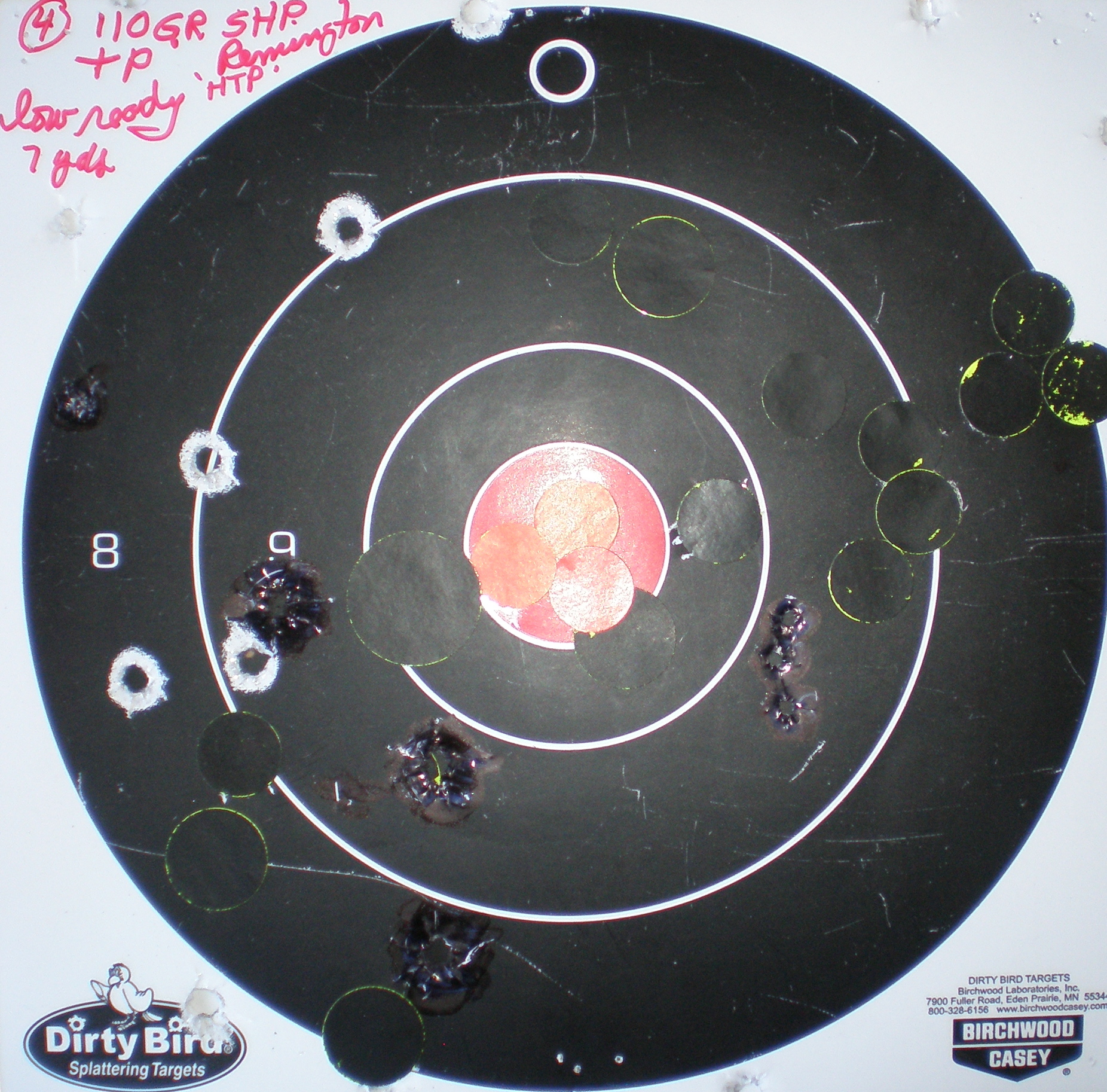 S&W 642 Airweight .38 Range Report Review-p4230016.jpg