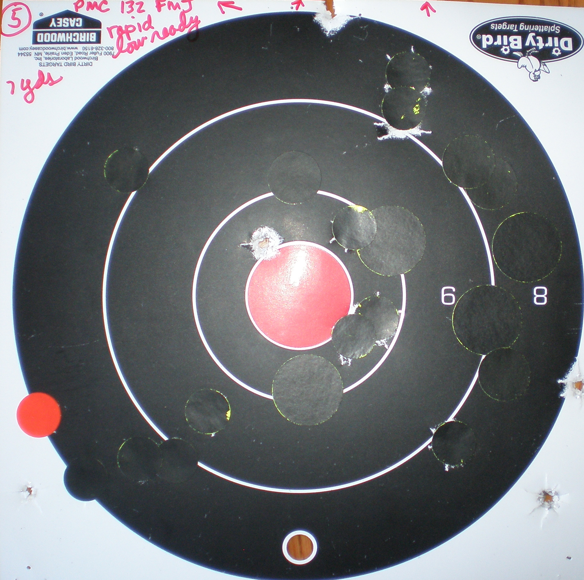 S&W 642 Airweight .38 Range Report Review-p4230017.jpg