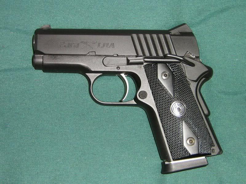 Para Carry 9 LDA Handgun - Experience, Thoughts?