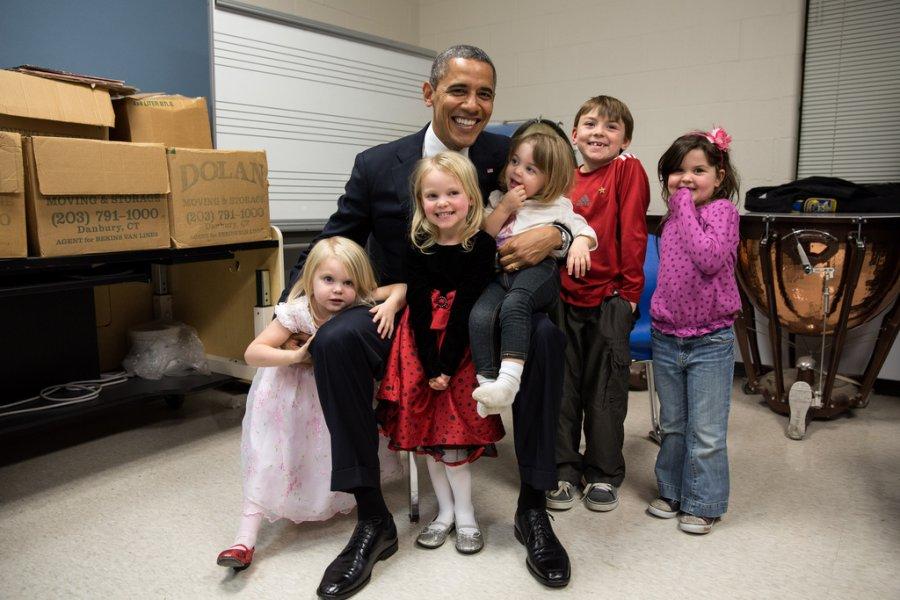 Sandy Hook- any photo evidence?-parker_with_obama.jpg