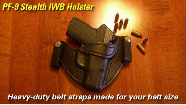 A good holster for kel tec pf9