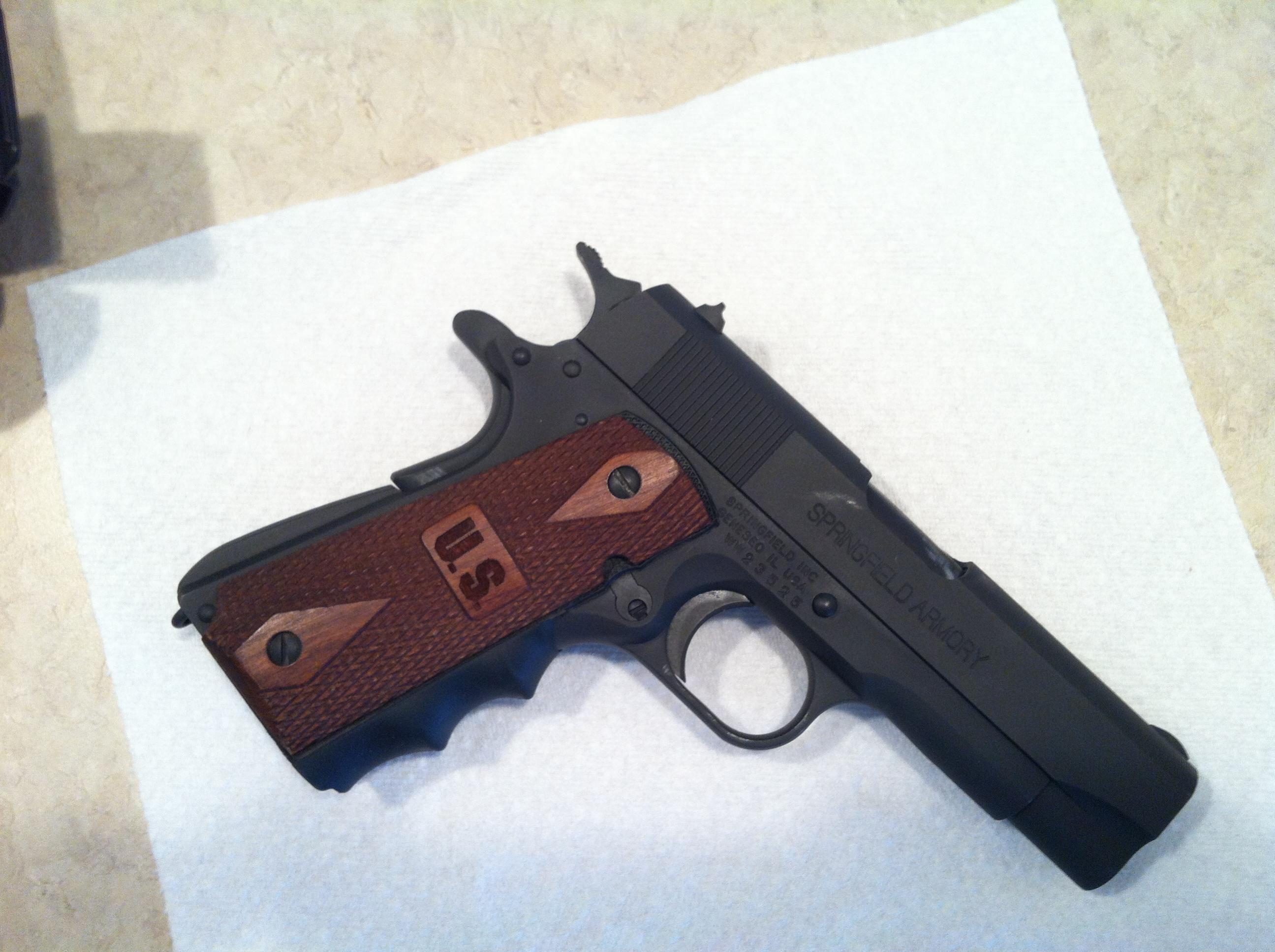 "RANGE REPORT: Springfield Armory 1911-A1 GI 4.25"".;.....  in depth but a good read !!-photo-6-.jpg"