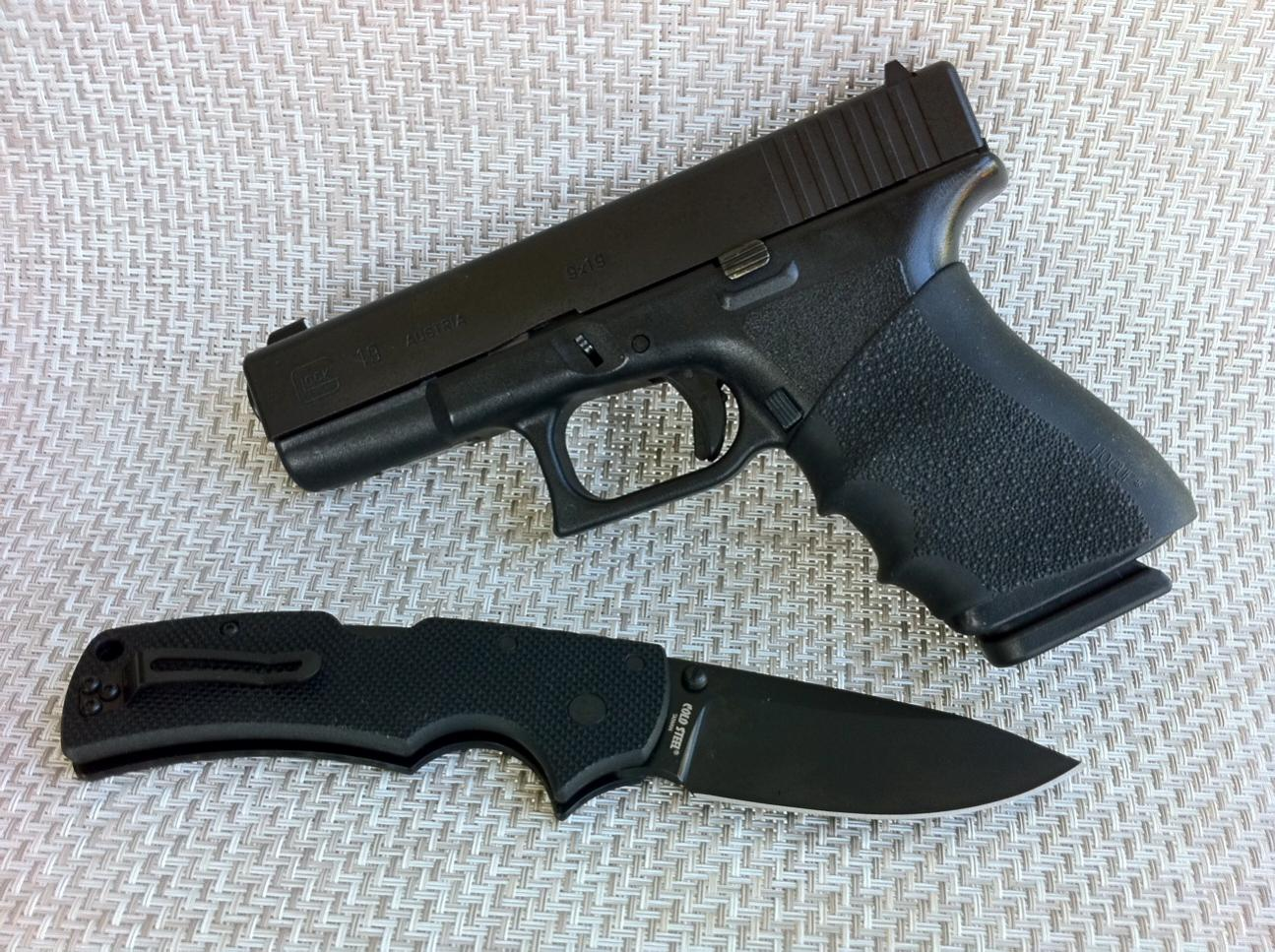 On any 'average' day, what are you carrying? Gun, knife, flashlight?-photo.jpg