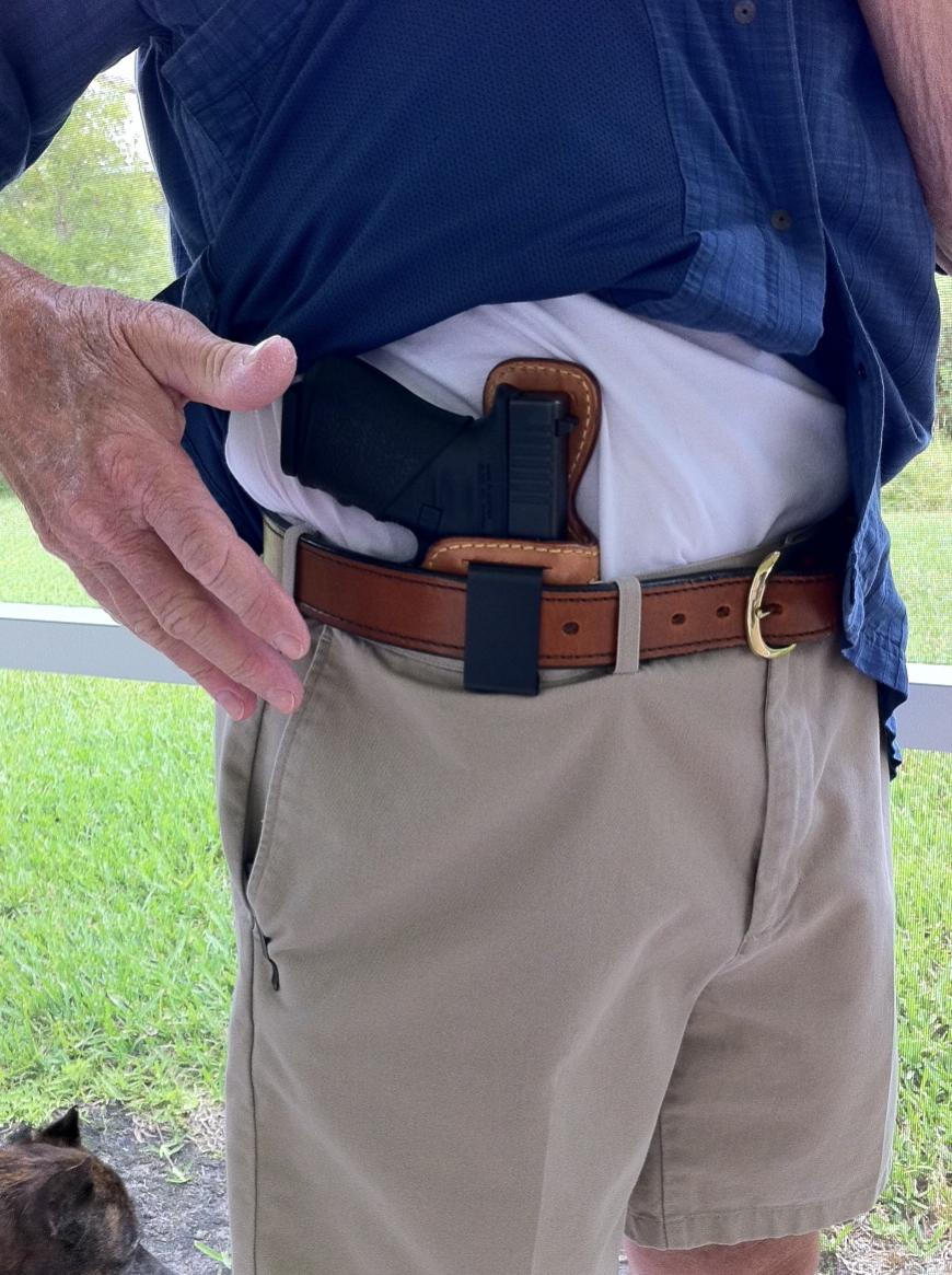 Does your holster and draw require you to shift your grip before you fire?-photo.jpg