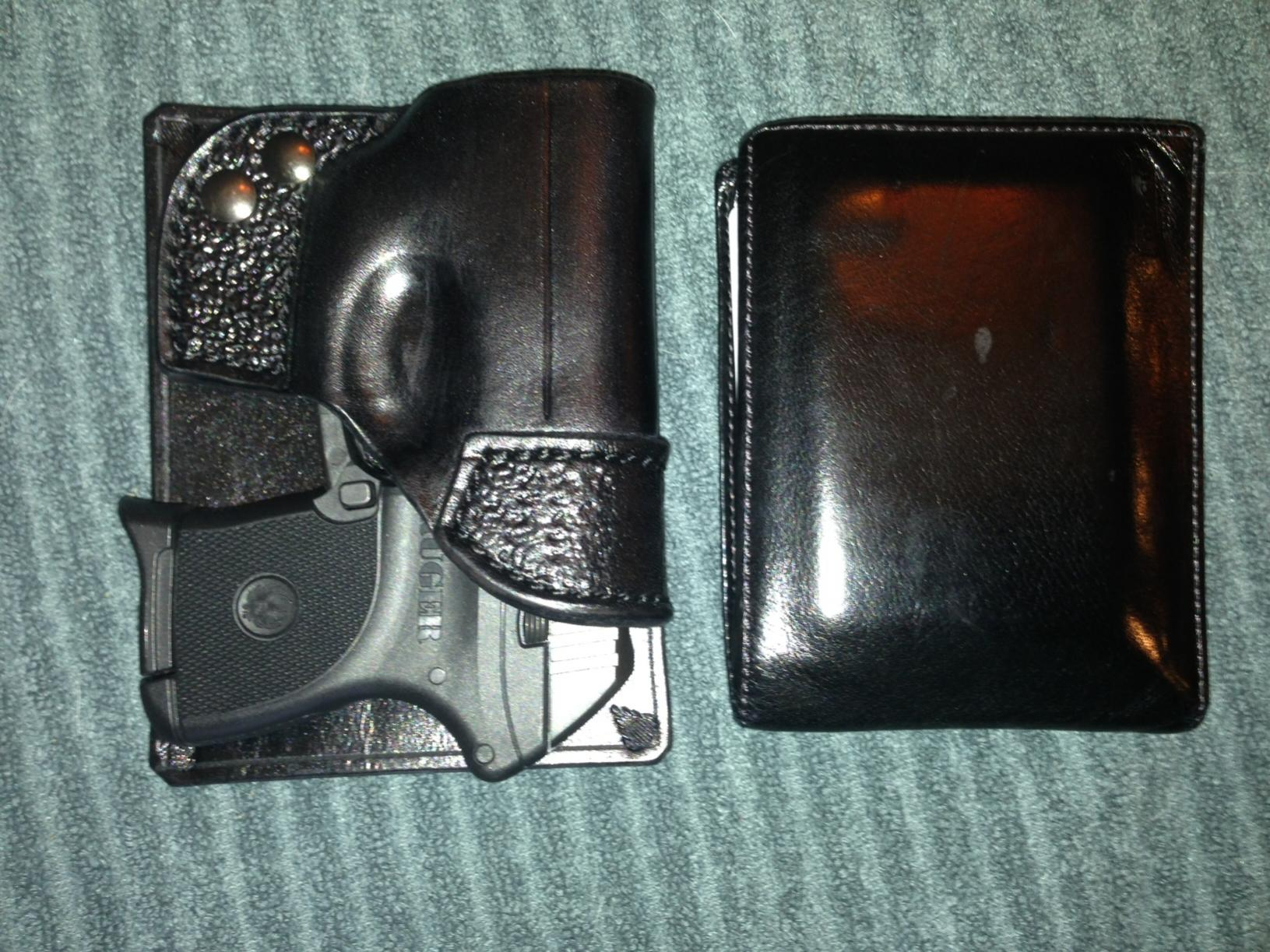 Ruger LCP vs  Sig P238 - Concealability difference?