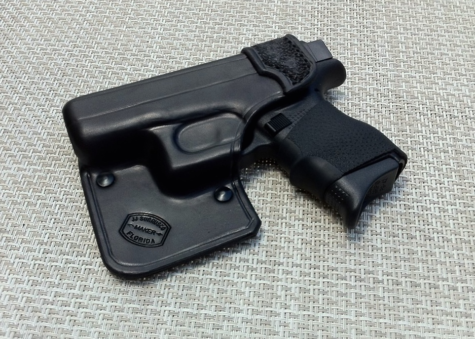 I have an Uncle Mike's pocket holster  Why upgrade? - Page 2