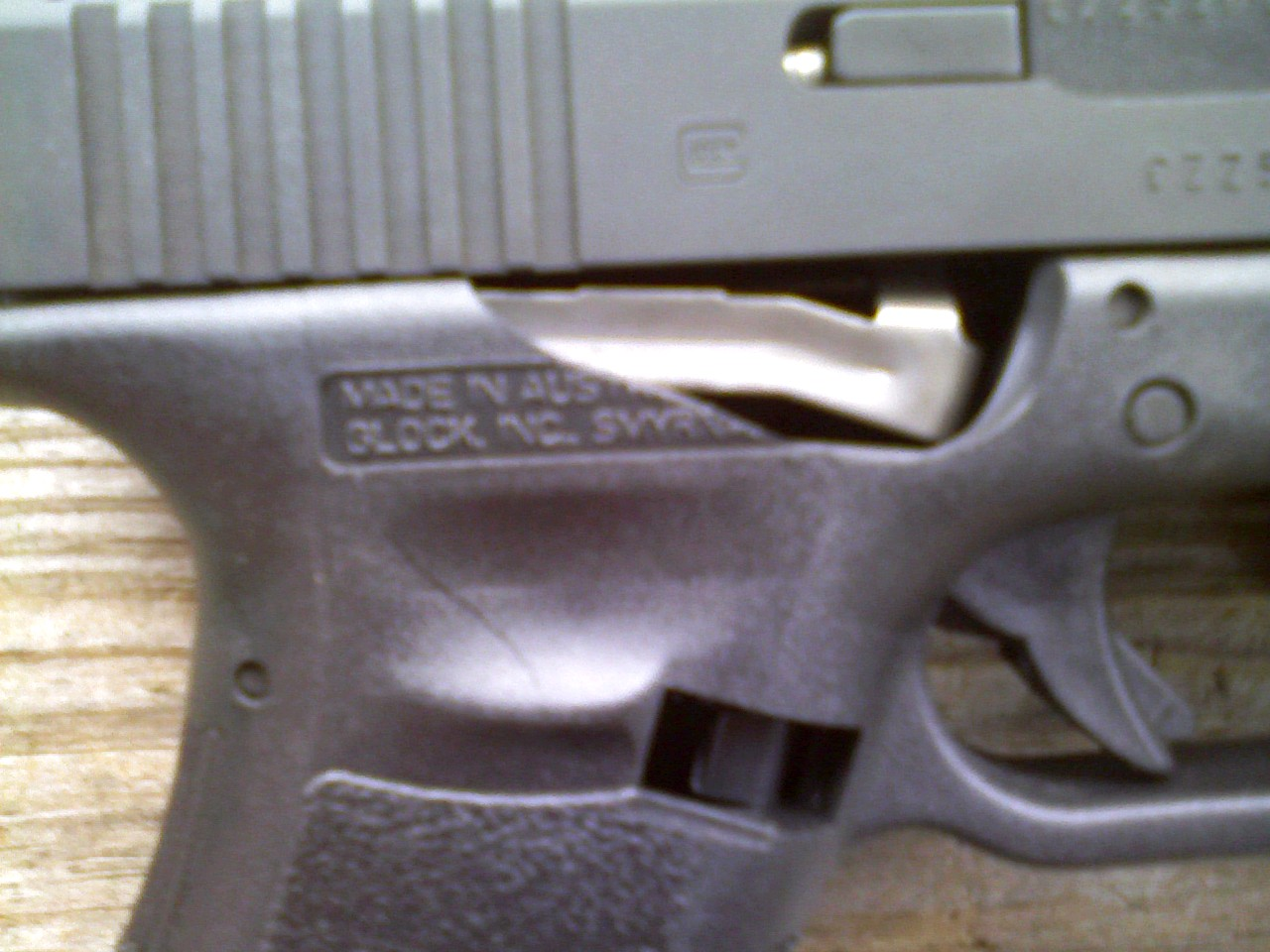 Glock 22 Kb at the range today-pic-0017.jpg