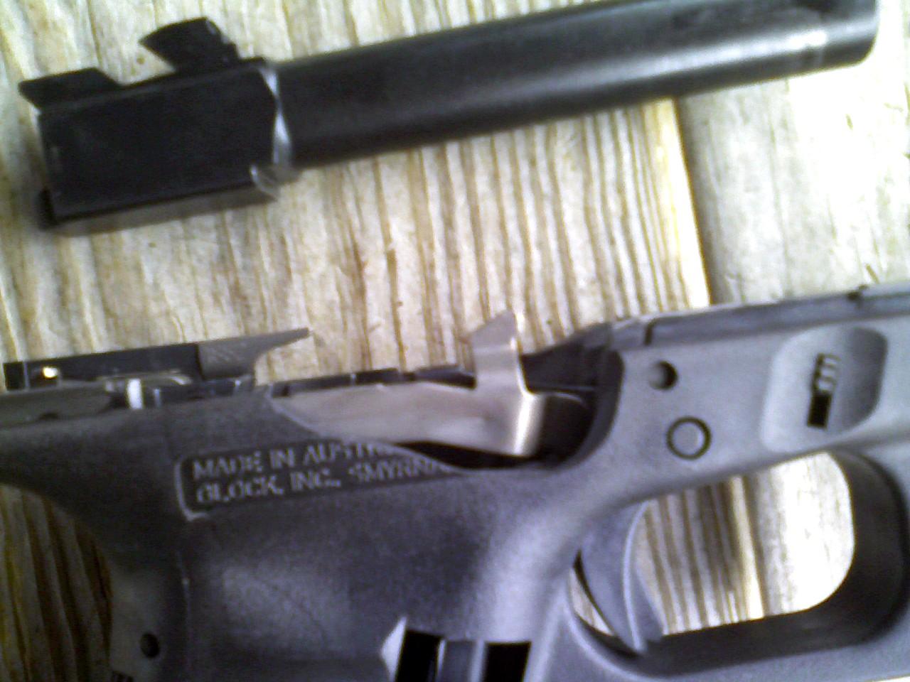 Glock 22 Kb at the range today-pic-0018.jpg