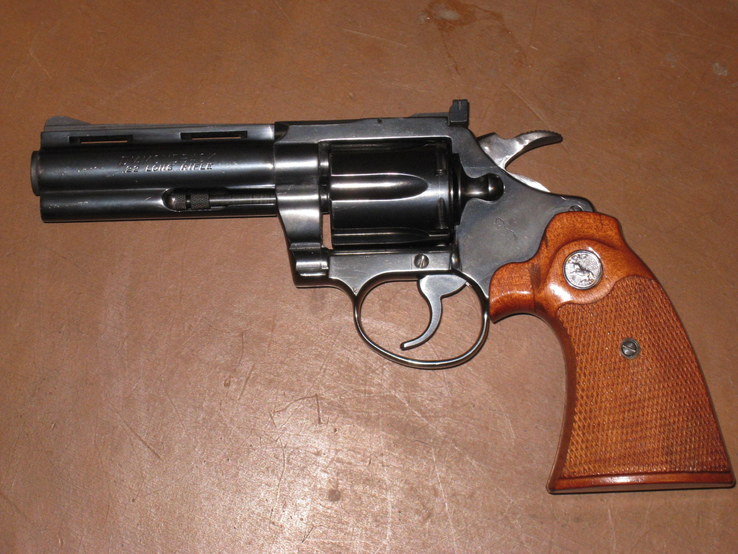 does anyone out there take colt revolvers seriously page 3