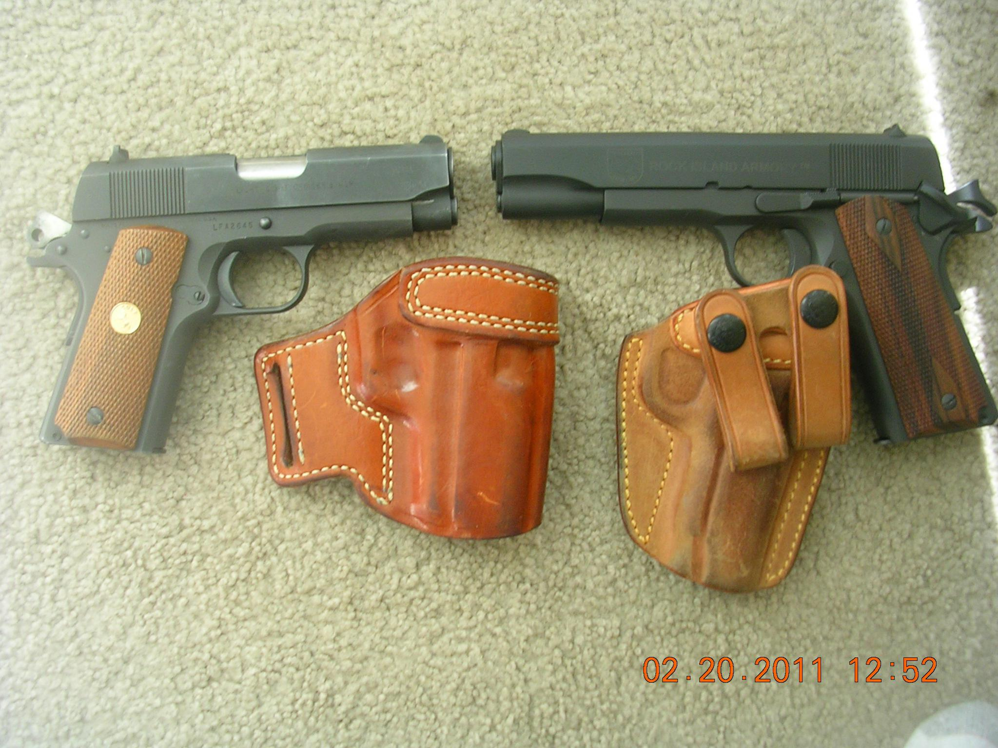 WANTED: Reliable 1911 with Easy take-down & Assembly-picture-807.jpg