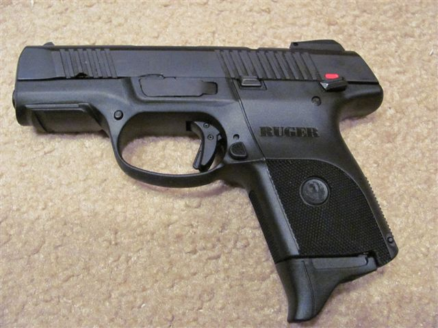 Ruger SR9C any opions?