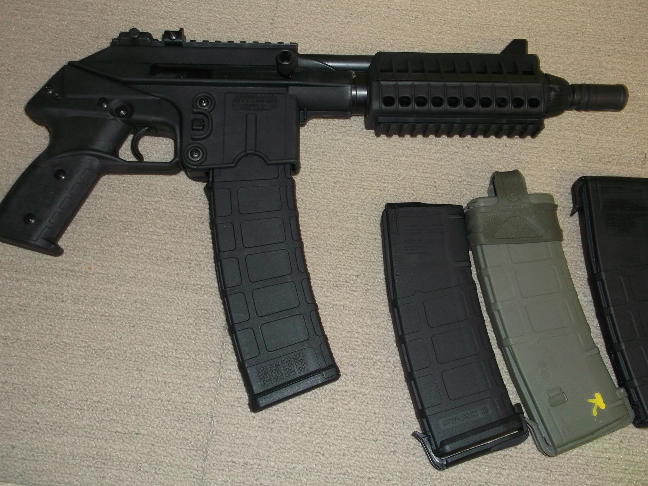 Possible to build AR pistol for under 0 ??????? >>>>>>>-plr16-5.56-40-rd-w-heatshield-sling-mags-semi-pistol.jpg