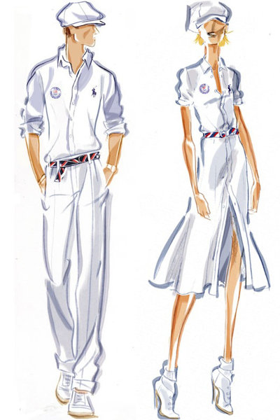 Polo Dresses US Olympians in All White for Opening Ceremony-polo-closing.jpg
