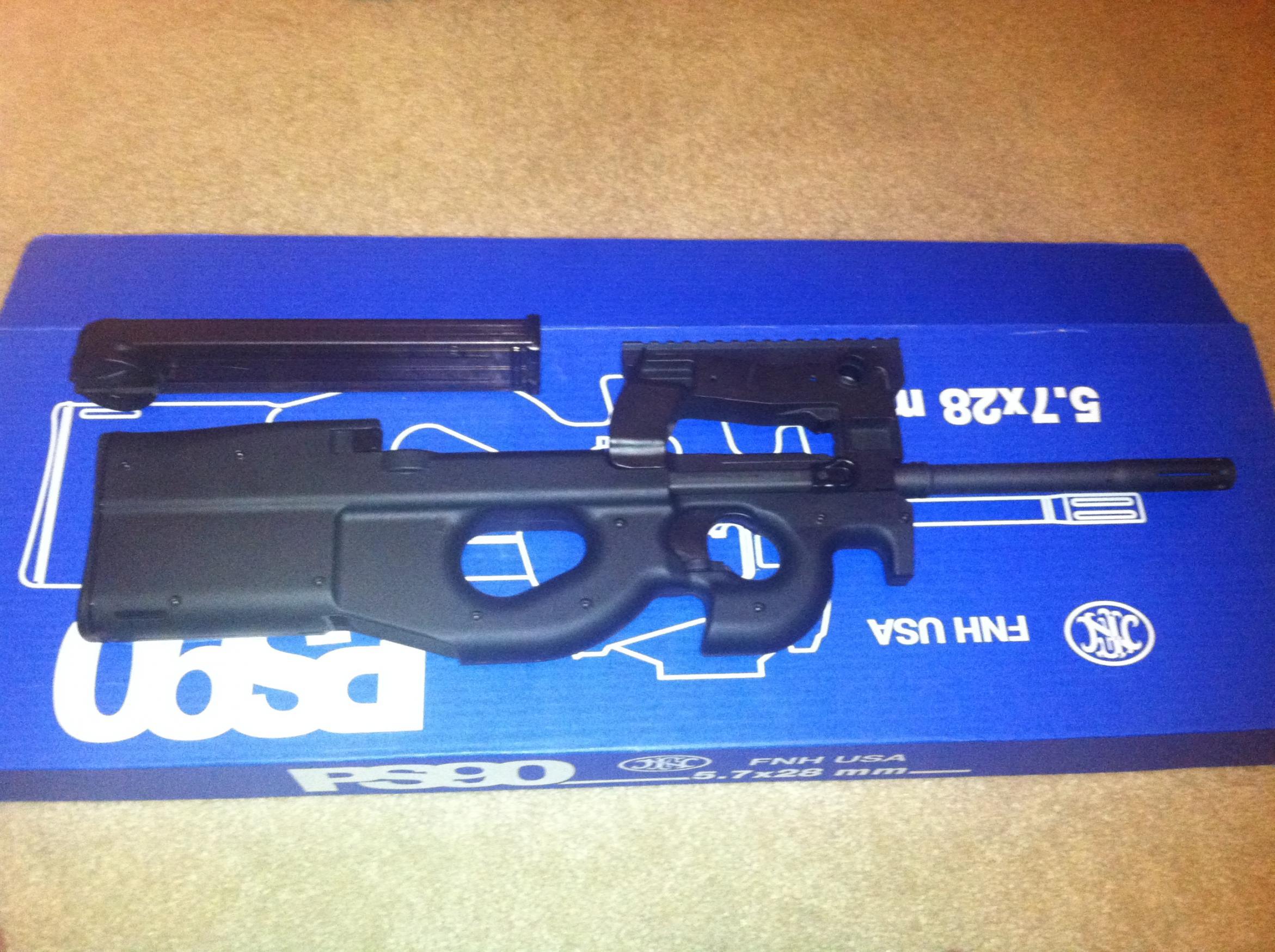 FS: FN PS 90 5.7x28 + AMMO :Alabama-ps1.jpg