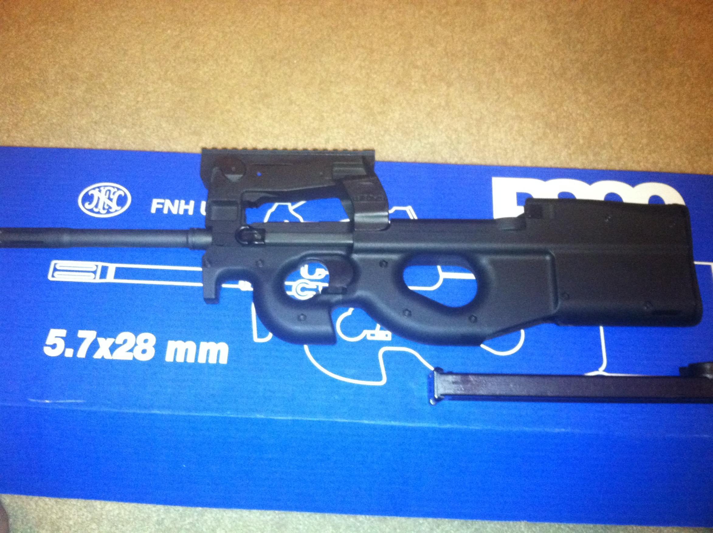 FS: FN PS 90 5.7x28 + AMMO :Alabama-ps2.jpg