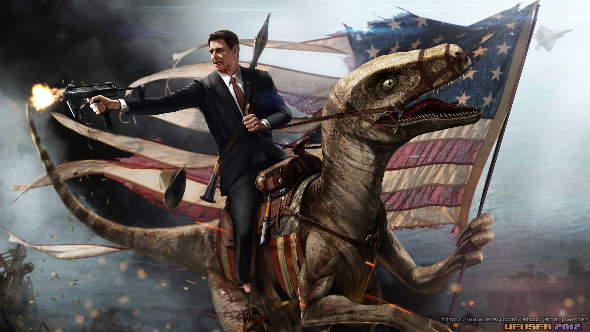 For Your Pure Enjoyment...-raptorflag.jpg