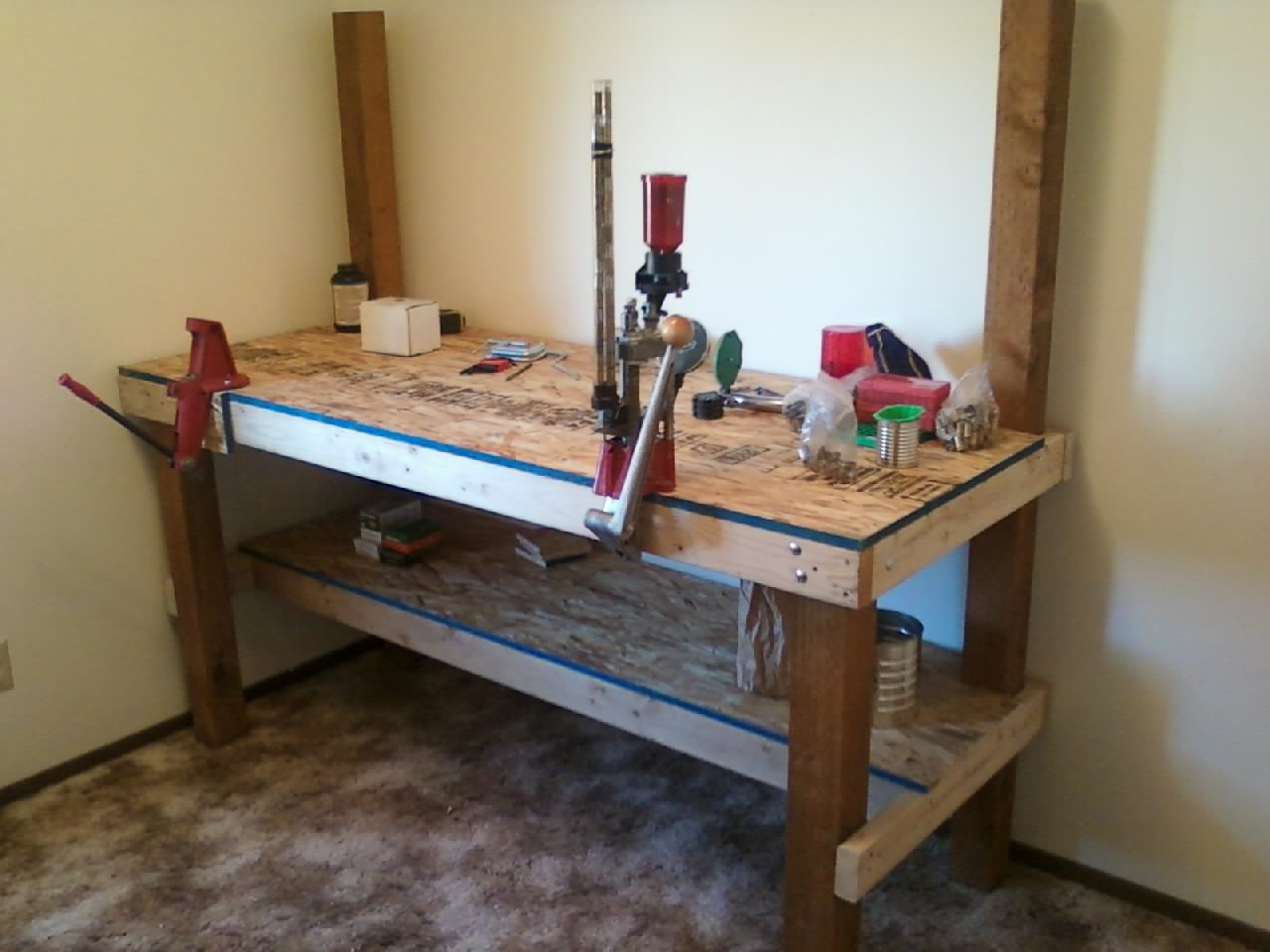 Let 39 S See Your Reloading Bench Page 2