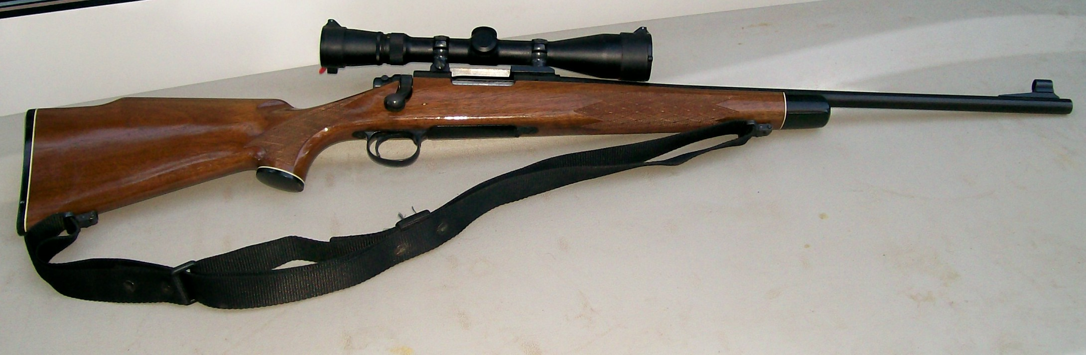 This just in! New Deer rifle for me.-remington-243.jpg